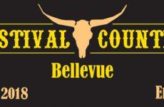 Sur la route de Nashville en passant par le festival Country de Bellevue