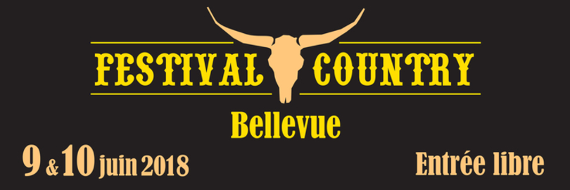 Festival country de Bellevue