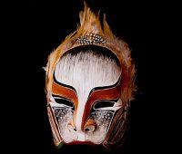 Exposition d'Agnès de Crousaz à Bernex – La Voix masquée
