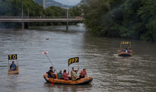 Promenade culturelle au fil de l'eau