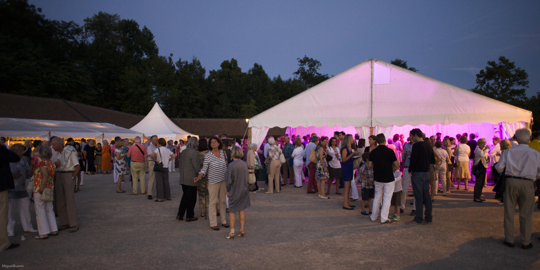 Ambiance au Festival de Bellerive © Miguel Bueno