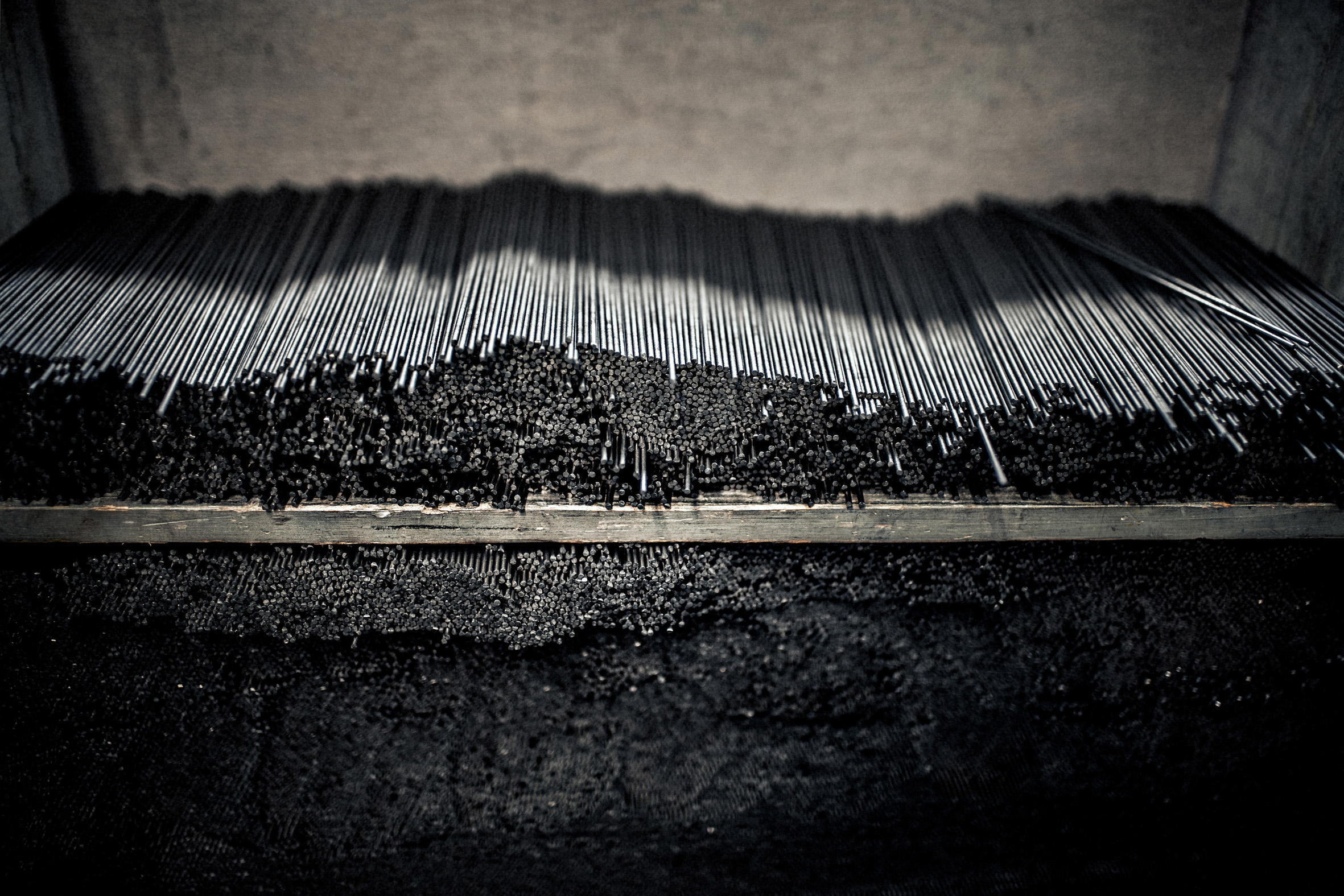 Le graphite © Caran d'Ache