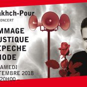Hommage à Depeche Mode – Eric Bakhch-Pour