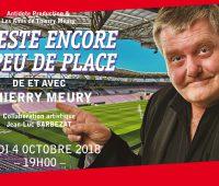 Il reste encore un peu de place – Thierry Meury
