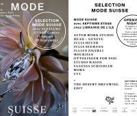 Sélection Mode Suisse avec Septième Etage à la Librairie de l'Île