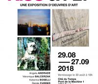 Exposition « Kiss & Fly »