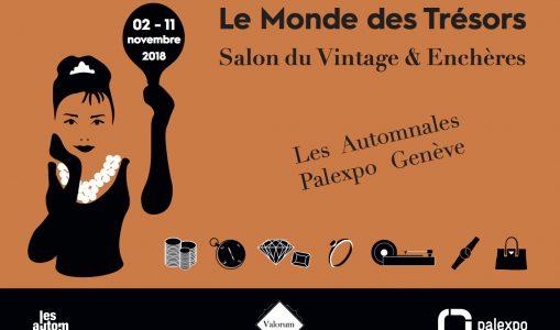 Salon Le Monde des Trésors