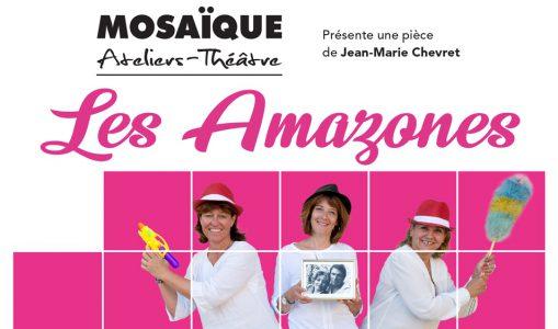 Théâtre : Les Amazones