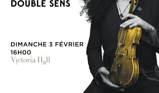 Nemanja Radulovic et l'ensemble Double Sens
