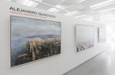 Exposition Alejandro Quincoces « Visions urbaines et chaos »