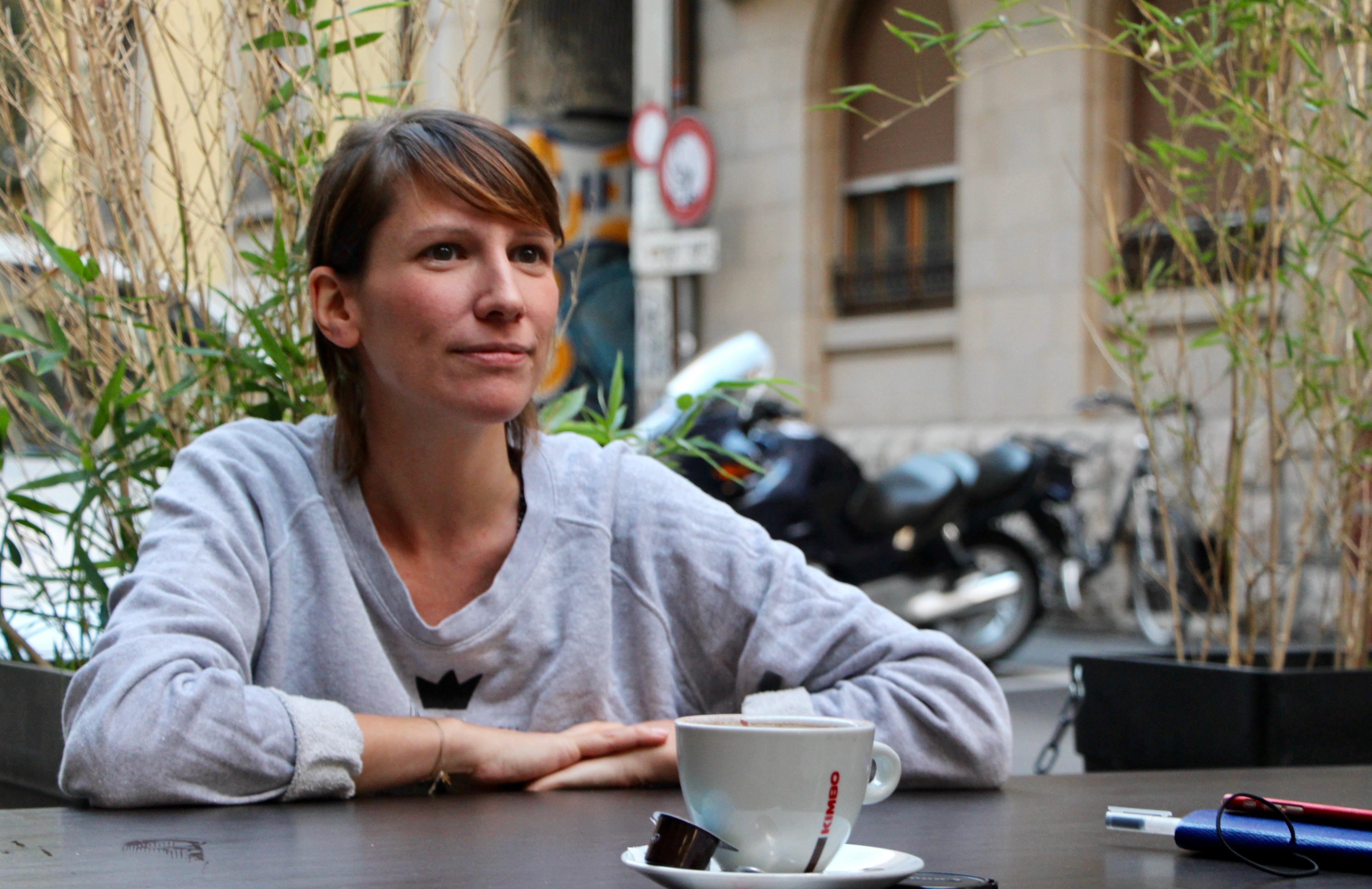 Emilie Servettaz © Eugénie Rousak