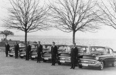 En Limousine depuis 1958