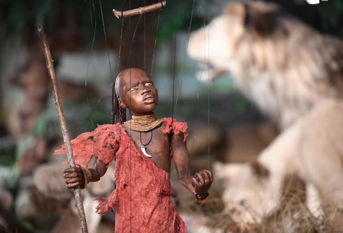 Sakha, l'enfant blessé incarnant la vengeance. © Casagrande