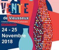 Expo vente des artisans de Vieusseux