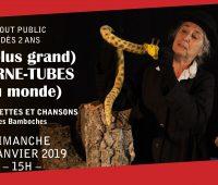 Le Plus Grand TOURNE-TUBES du Monde – Les Bamboches
