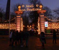 Bienvenue au magnifique Marché de Noël du Parc des Bastions !