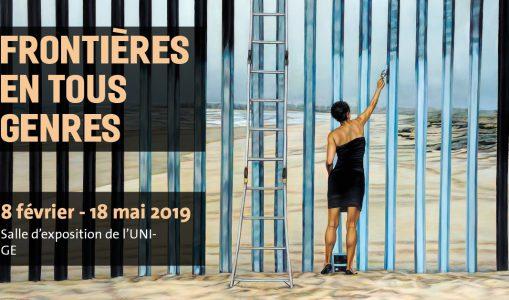 Exposition «Frontières en tous genres»