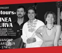 Linea Curva «Détours» – CPMDT