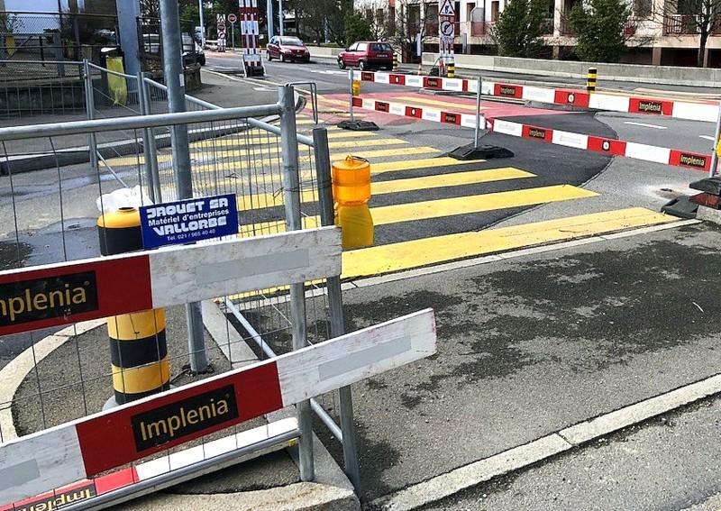 Des routes barrées, des déviations mises en place