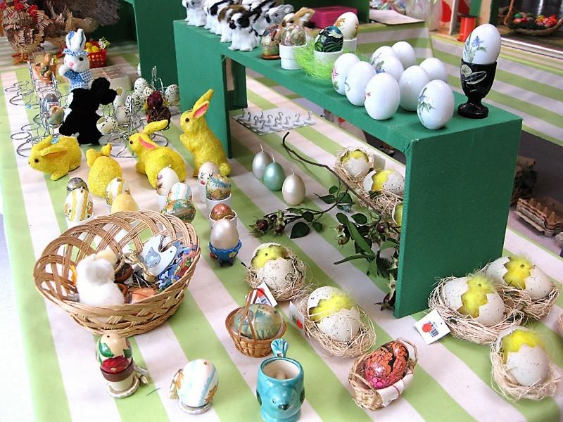Marché de Pâques 1