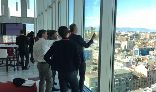 Une Open Situation Room pour développer les enseignements en santé digitale à la Haute école de santé de Genève