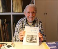 Le peintre Ellis Zbinden est parti pour son dernier voyage