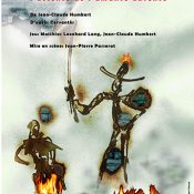 Théâtre : Don Quichotte et Sancho Panza et l'amante absente…