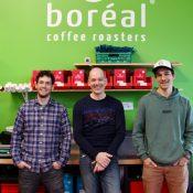 Boréal, chemin éthique du café
