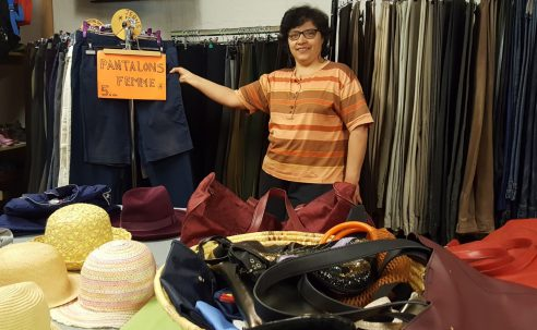 Un des pionniers du commerce de vêtements de seconde main fête ses 25 ans