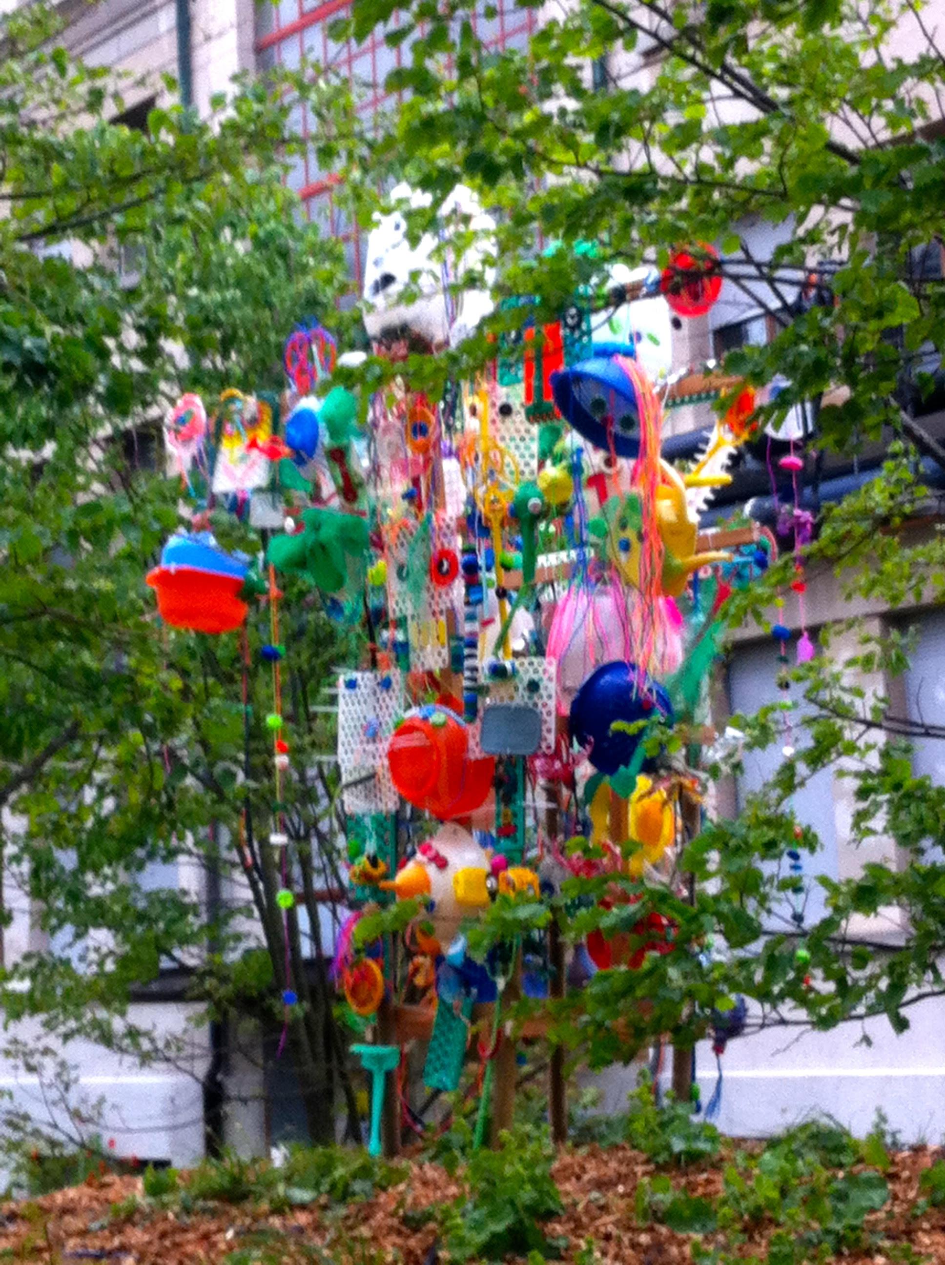 Cultures festives à l'Ecoquartier de la Jonction.  © Maryelle Budry