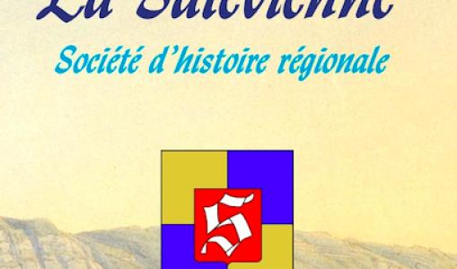 La Salévienne, société d'histoire régionale, fêtera ses 35 ans en fin d'année !