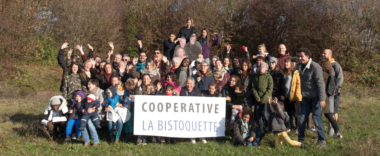 Les coopérateurs de la Bistoquette ©JY Genoud, La Bistoquette