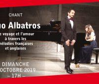 Duo Albatros – Mélodies françaises et anglaises