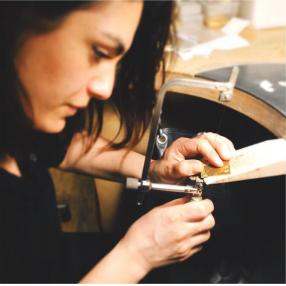 Ava Tebyanian, fondatrice ©Avajewellerydesigns