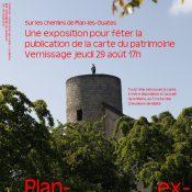 Sur les chemins de Plan-les-Ouates – exposition découverte de la carte du patrimoine