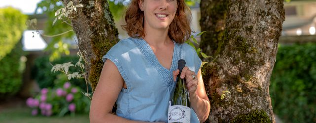 Sandrine Bersier, retour à la vigne