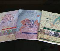 Parution de l'Atlas historique du Pays de Genève vol. 3