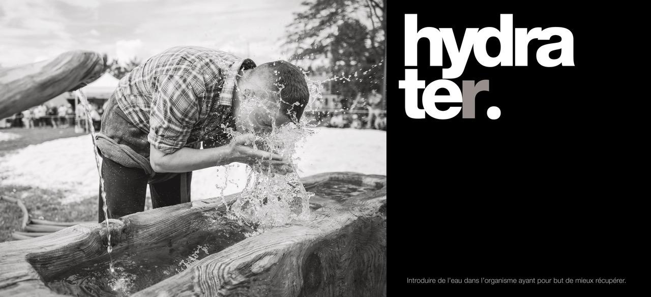 "Définition du verbe ""hydrater"" © Karine Bauzin"