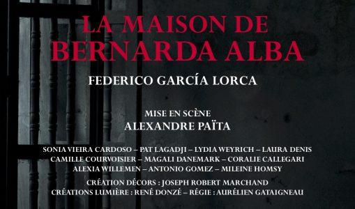 La Maison de Bernarda Alba de Federico García Lorca