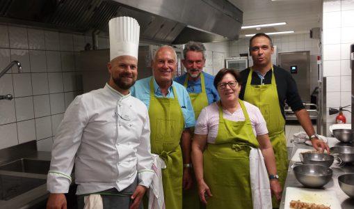 L'atelier gourmandin des Lauriers, un rendez-vous pour les cordons bleus et les fins becs