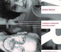 Marie-Hélène Lafon et Jérôme Meizoz –