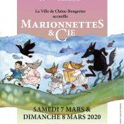 17ème édition du festival de Marionnettes & Cie