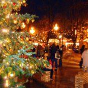 Aïe ! Le Marché de Noël des Bastions déplacé l'an prochain au Jardin Anglais ?