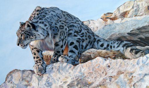Exposition de l'artiste animalière Christine Pultz à la Galerie l'Art'monie