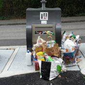 Le manque de civisme salit nos rues