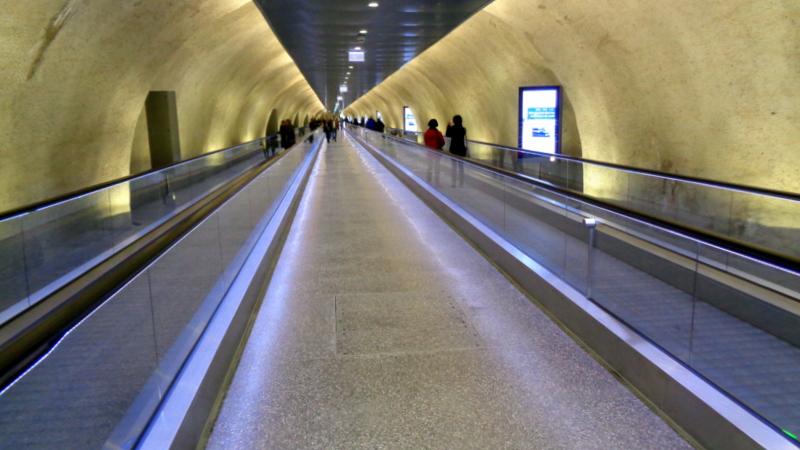 13. C.-H. Un tunnel très pratique pour se rendre aux HUG ou à la halte de Champel