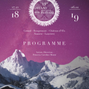 Gstaad New Year Music Festival