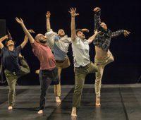 Molten – spectacle de danse contemporaine par Beaver Dam Company
