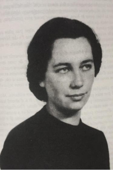 Ruth Bösiger. © DR
