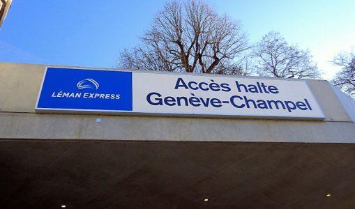 CEVA – La gare de Champel-Hôpital prend-elle l'eau ?